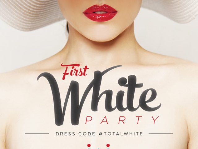 "SAB 10 GIUGNO ""WHITE PARTY"""