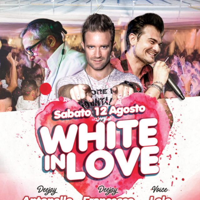 "SAB 12.08 ""WHITE IN LOVE"""