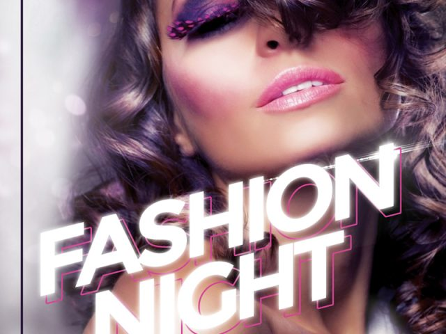 "SAB 26 AGO ""FASHION NIGHT"""